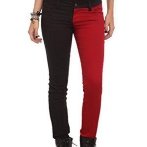 royal bones tripp dang goodman split jeans pants